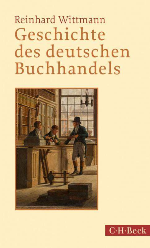 Cover-Bild Geschichte des deutschen Buchhandels