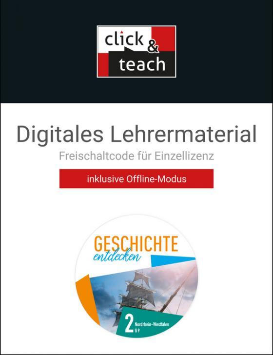 Cover-Bild Geschichte entdecken – Nordrhein-Westfalen / Geschichte entdecken NRW click & teach 2 Box