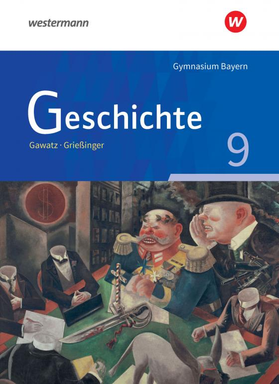 Cover-Bild Geschichte / Geschichte - Ausgabe für Gymnasien in Bayern
