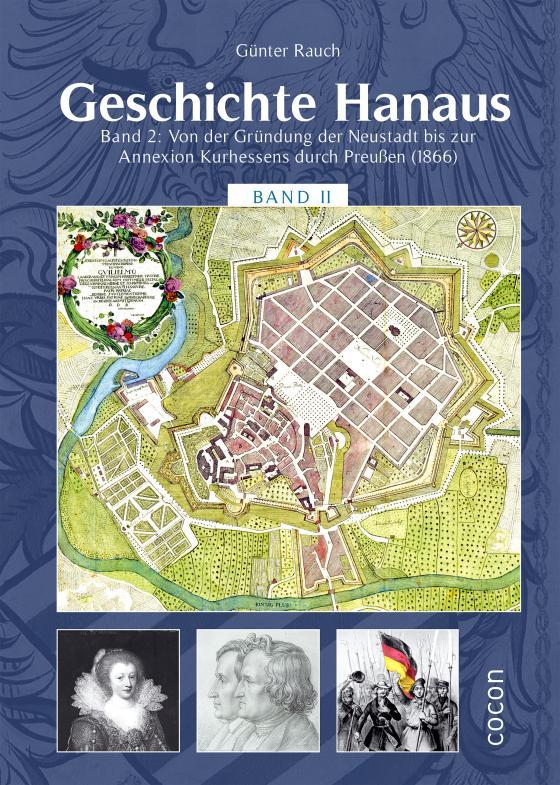 Cover-Bild Geschichte Hanaus