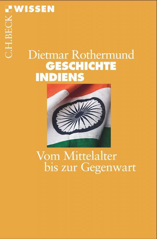 Cover-Bild Geschichte Indiens