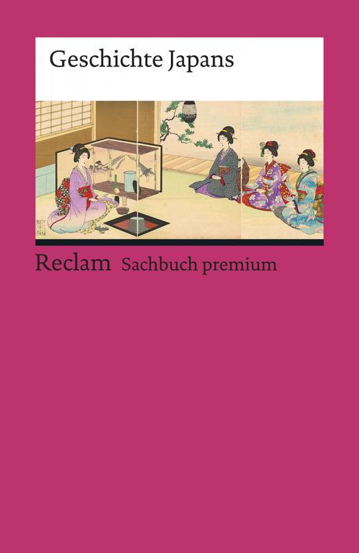 Cover-Bild Geschichte Japans