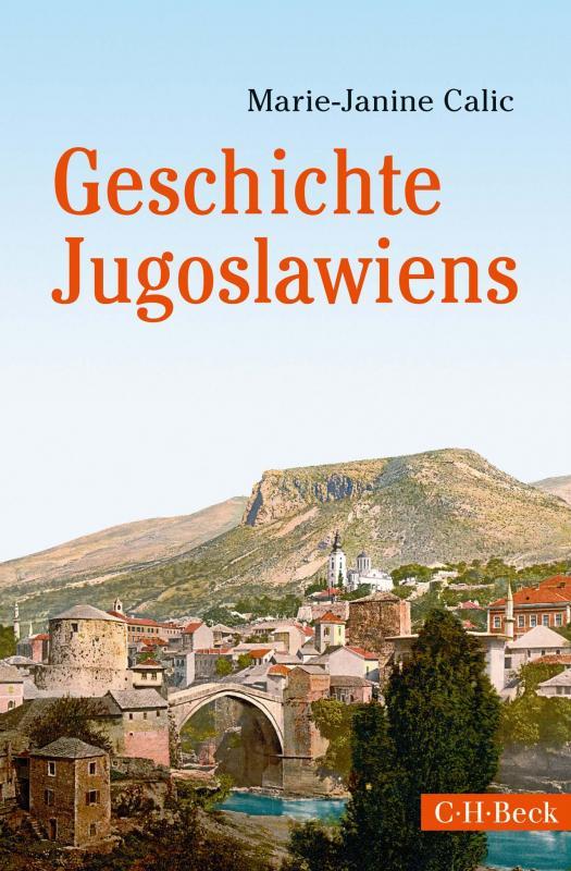 Cover-Bild Geschichte Jugoslawiens
