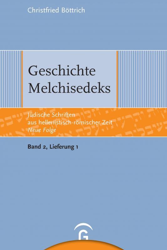 Cover-Bild Geschichte Melchisedeks
