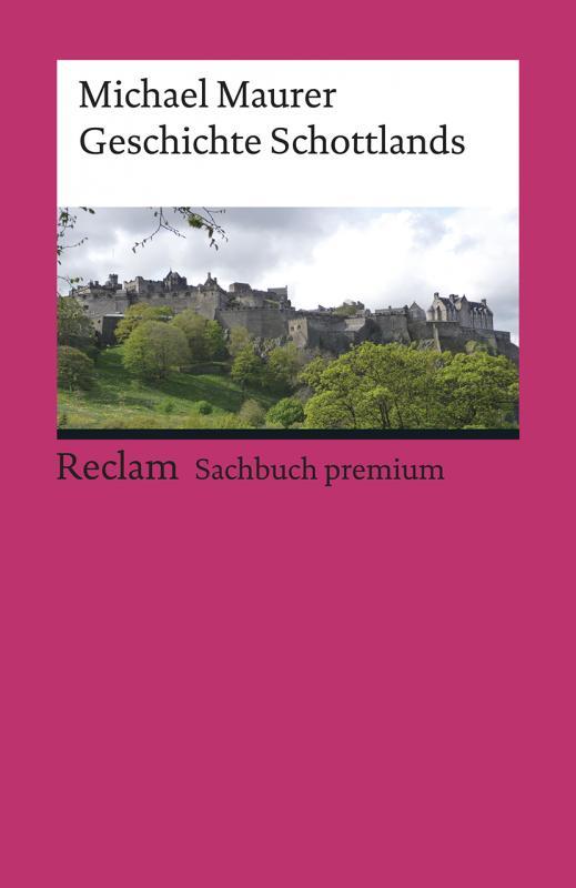 Cover-Bild Geschichte Schottlands