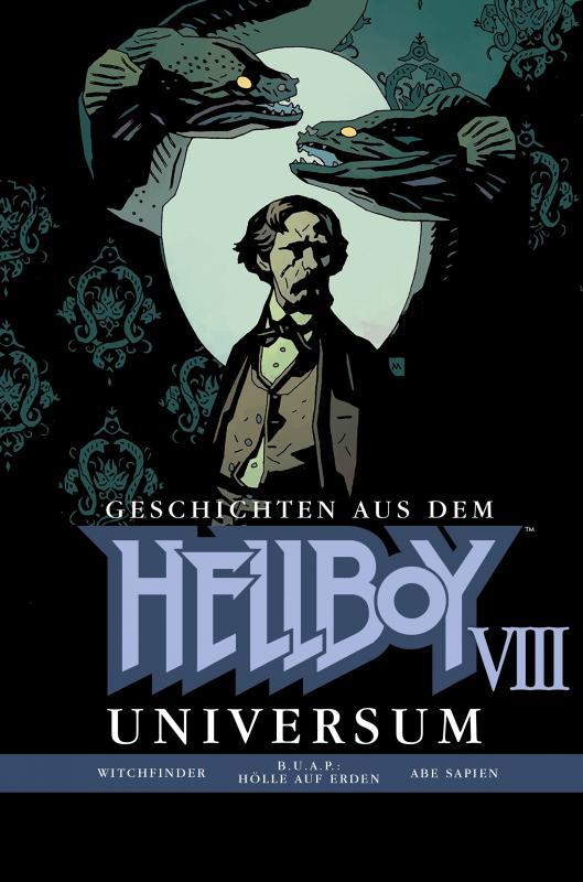 Cover-Bild Geschichten aus dem Hellboy Universum 8