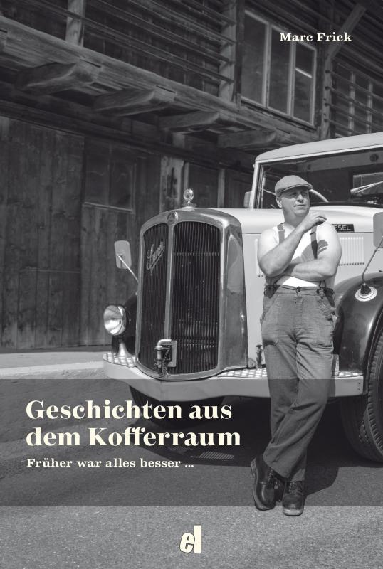 Cover-Bild Geschichten aus dem Kofferraum