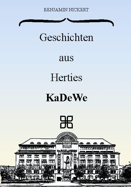 Cover-Bild Geschichten aus Herties KaDeWe