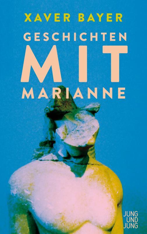 Cover-Bild Geschichten mit Marianne