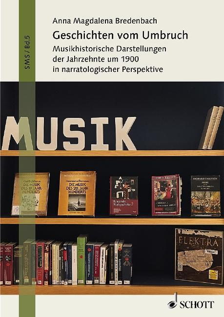 Cover-Bild Geschichten vom Umbruch