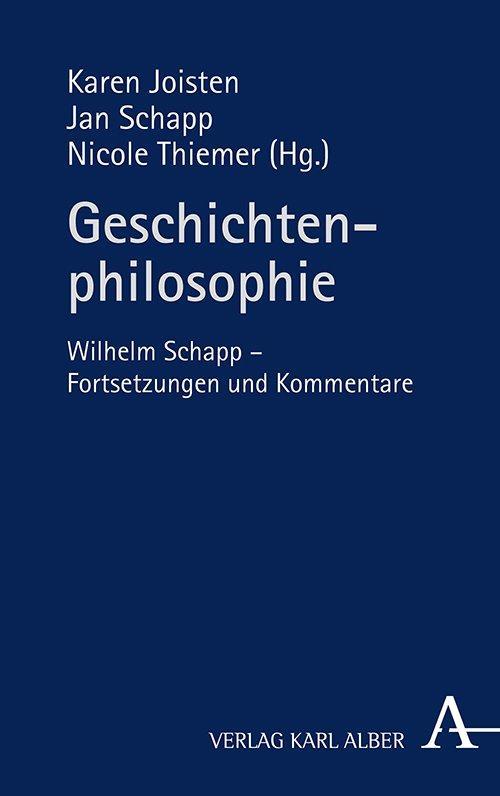Cover-Bild Geschichtenphilosophie