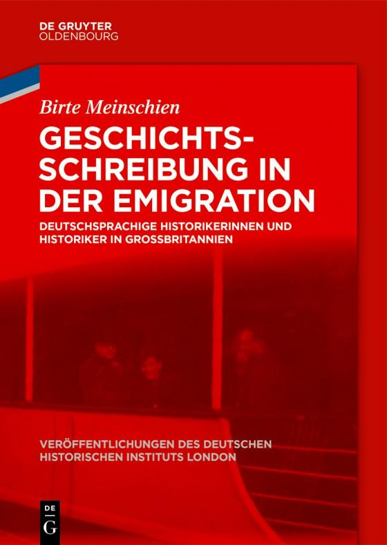 Cover-Bild Geschichtsschreibung in der Emigration