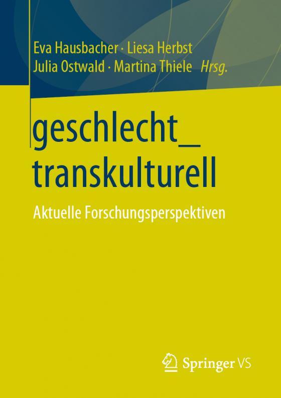 Cover-Bild geschlecht_transkulturell
