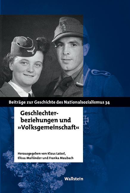 Cover-Bild Geschlechterbeziehungen und »Volksgemeinschaft«