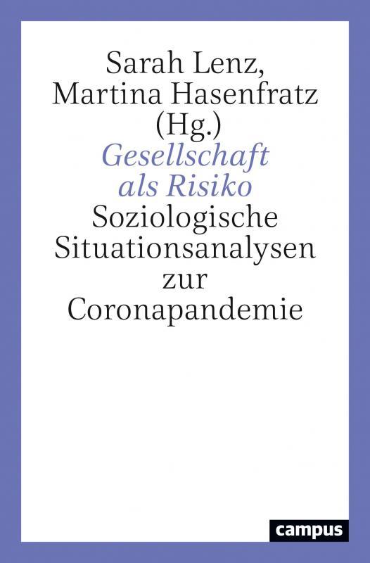 Cover-Bild Gesellschaft als Risiko