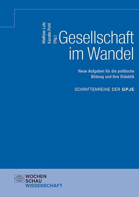 Cover-Bild Gesellschaft im Wandel