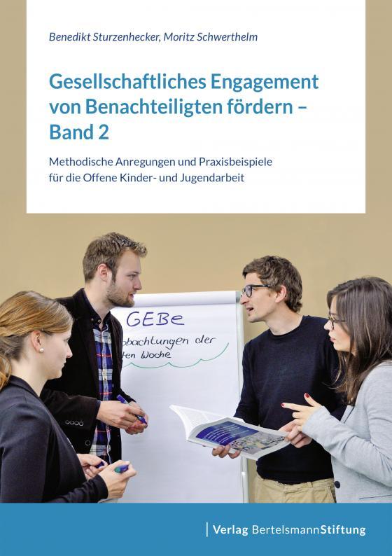 Cover-Bild Gesellschaftliches Engagement von Benachteiligten fördern – Band 2
