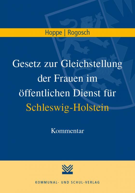Cover-Bild Gesetz zur Gleichstellung der Frauen im öffentlichen Dienst für Schleswig-Holstein
