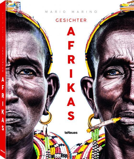 Cover-Bild Gesichter Afrikas