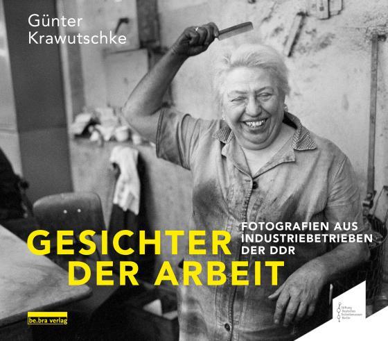 Cover-Bild Gesichter der Arbeit
