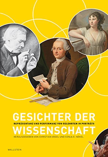 Cover-Bild Gesichter der Wissenschaft