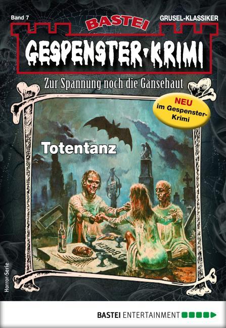 Cover-Bild Gespenster-Krimi 7 - Horror-Serie