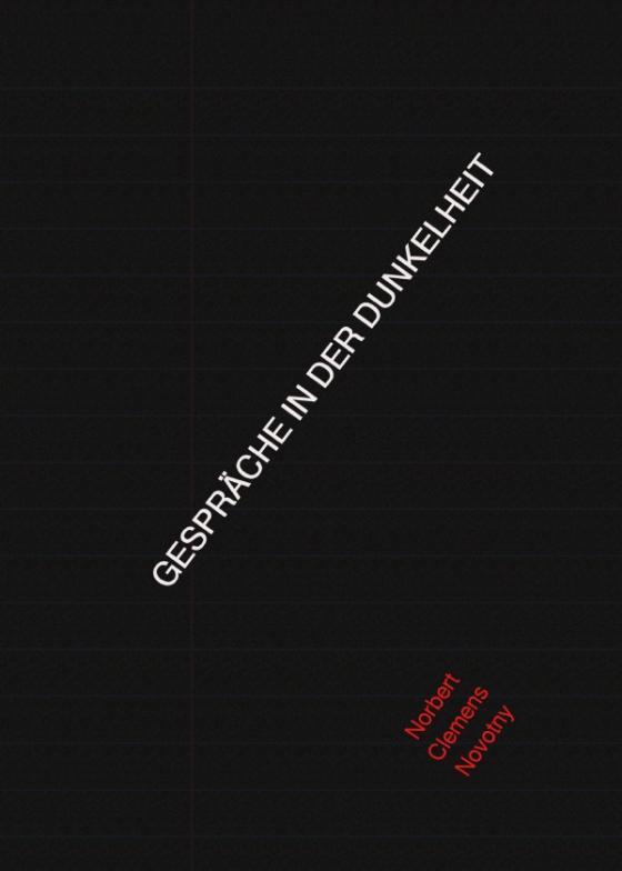 Cover-Bild Gespräche in der Dunkelheit