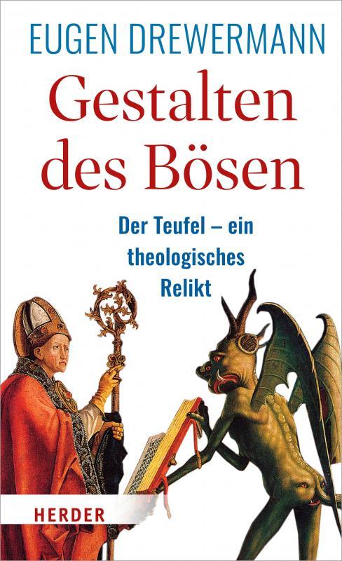 Cover-Bild Gestalten des Bösen