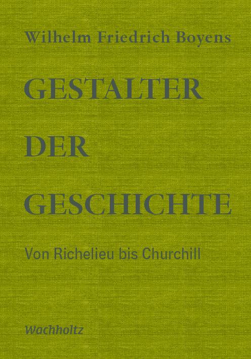 Cover-Bild Gestalter der Geschichte