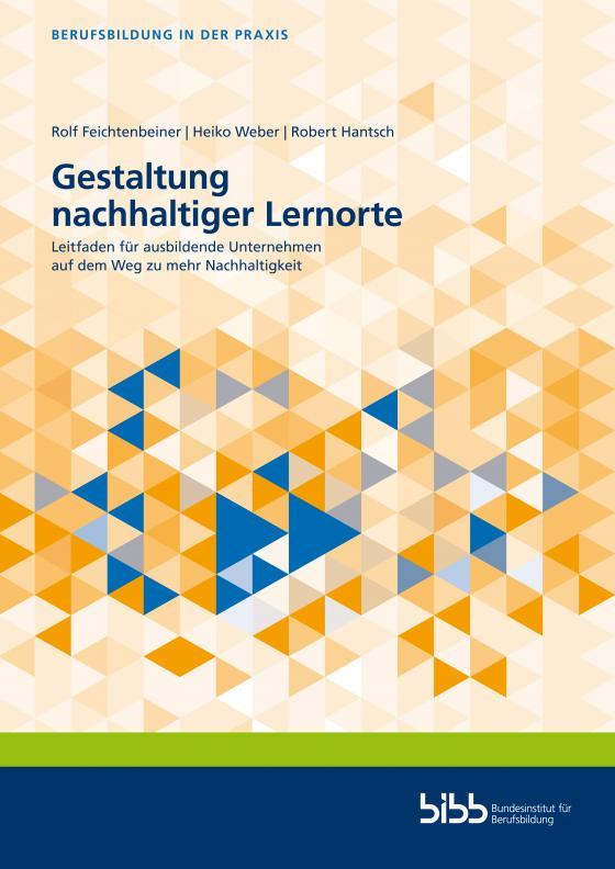 Cover-Bild Gestaltung nachhaltiger Lernorte