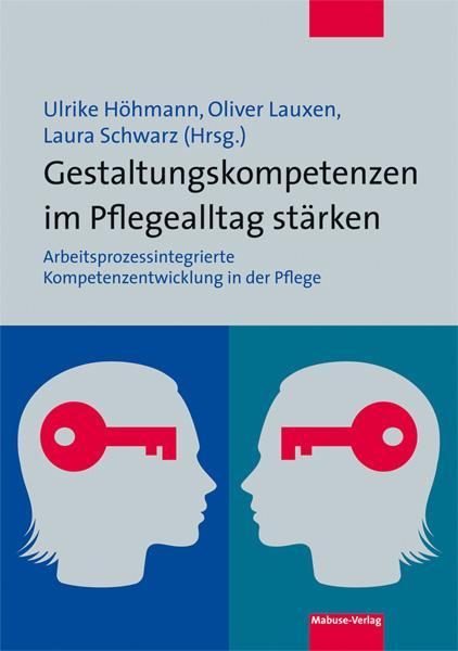 Cover-Bild Gestaltungskompetenzen im Pflegealltag stärken