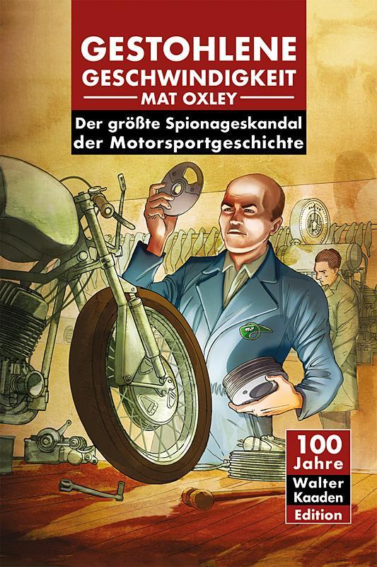 Cover-Bild Gestohlene Geschwindigkeit