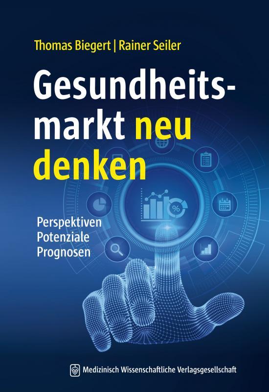 Cover-Bild Gesundheitsmarkt neu denken