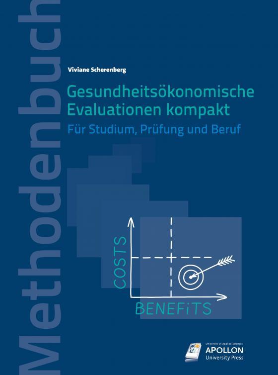 Cover-Bild Gesundheitsökonomische Evaluationen kompakt