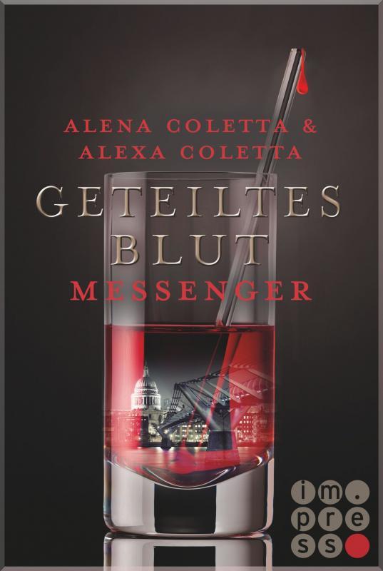 Cover-Bild Geteiltes Blut Messenger (Geteiltes Blut 2)