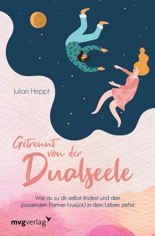 Cover-Bild Getrennt von der Dualseele
