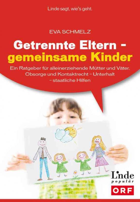 Cover-Bild Getrennte Eltern - gemeinsame Kinder