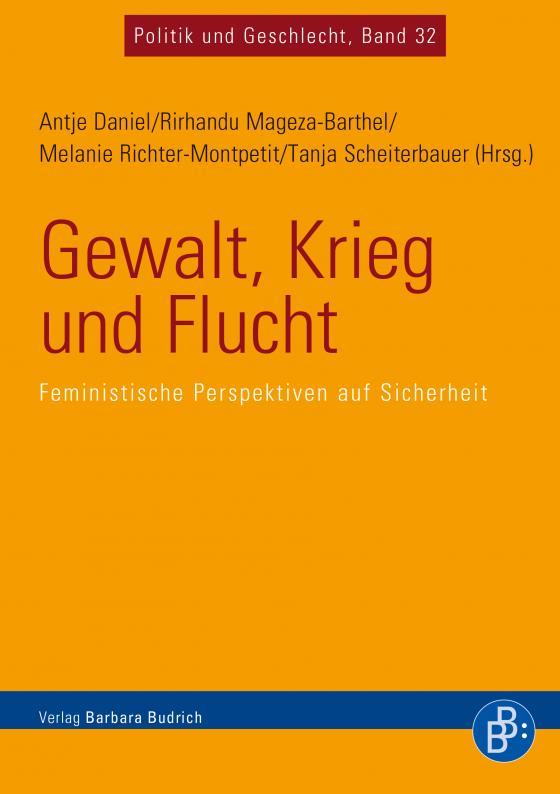Cover-Bild Gewalt, Krieg und Flucht