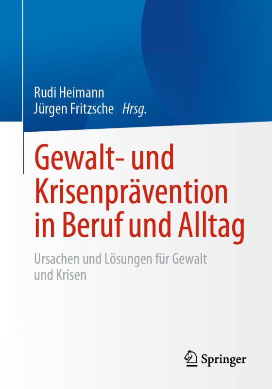 Cover-Bild Gewalt- und Krisenprävention in Beruf und Alltag