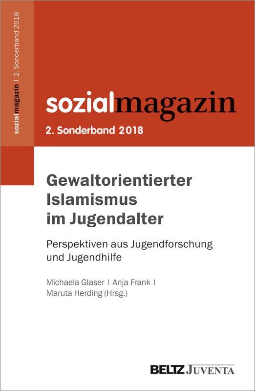 Cover-Bild Gewaltorientierter Islamismus im Jugendalter