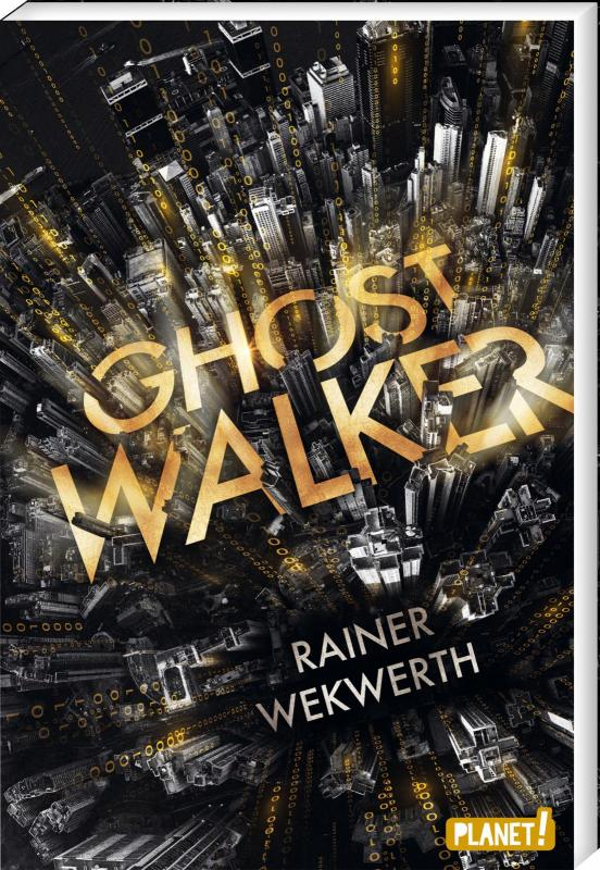 Cover-Bild Ghostwalker