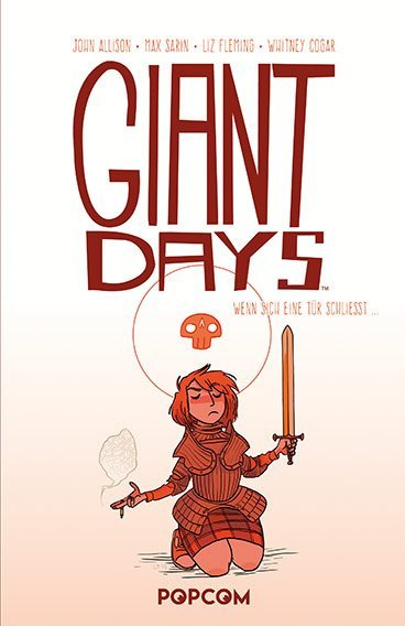 Cover-Bild Giant Days 05