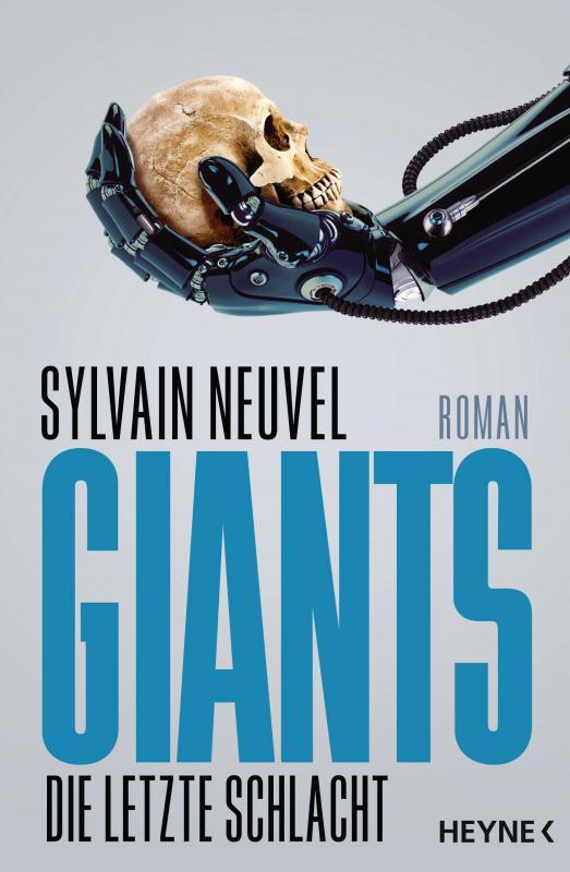 Cover-Bild Giants - Die letzte Schlacht