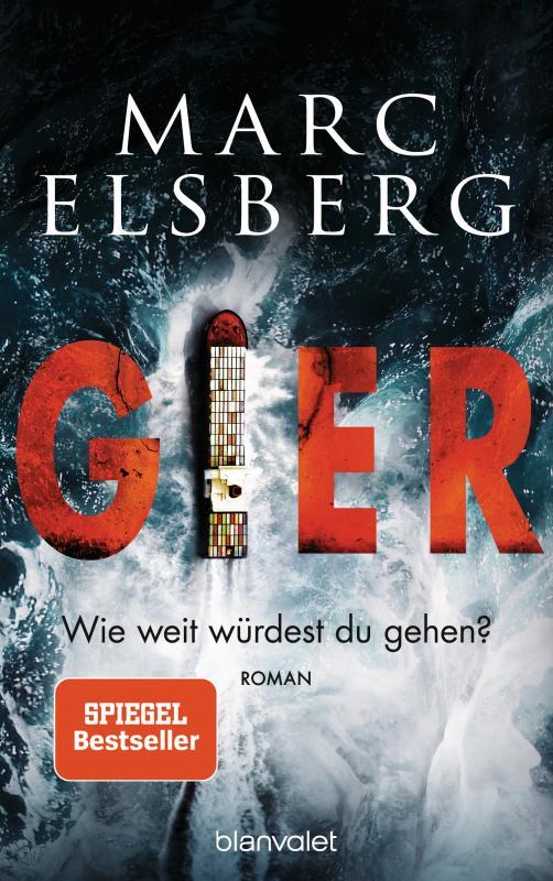 Cover-Bild GIER - Wie weit würdest du gehen?