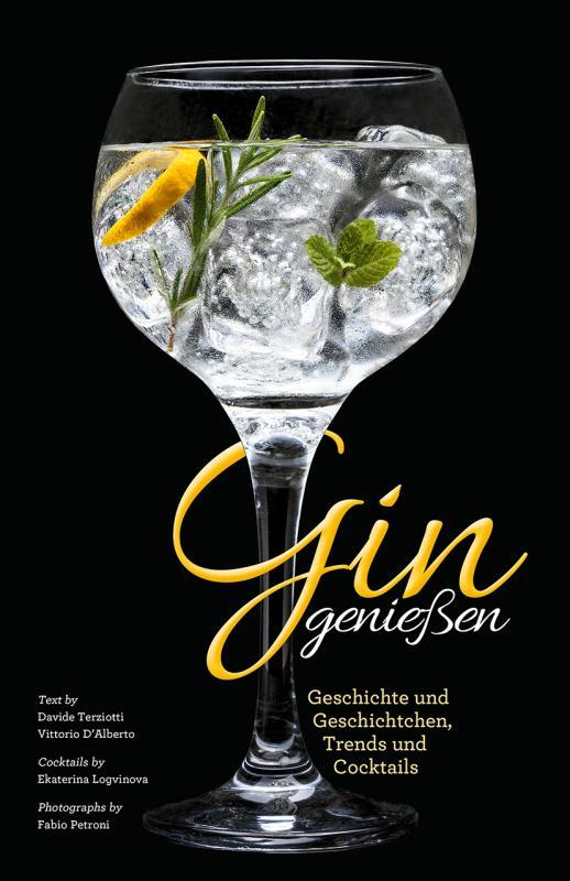 Cover-Bild Gin genießen