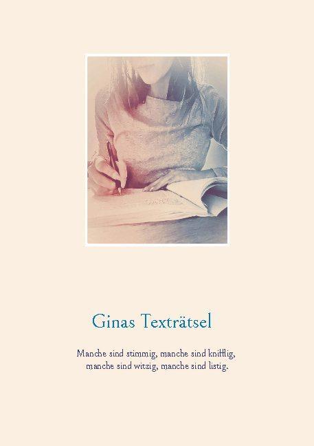 Cover-Bild Ginas Texträtsel