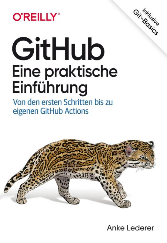 Cover-Bild GitHub – Eine praktische Einführung