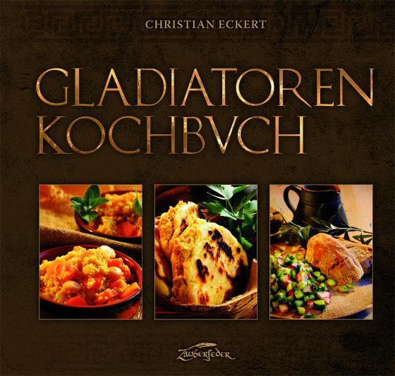 Cover-Bild Gladiatoren-Kochbuch