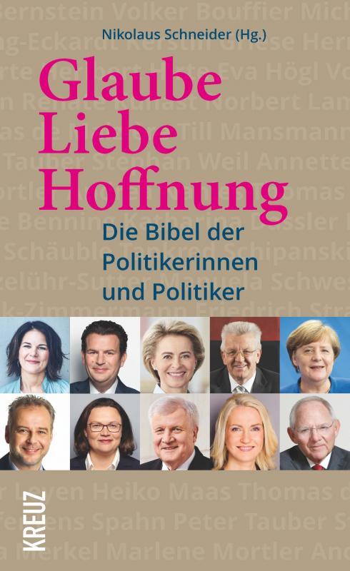 Cover-Bild Glaube, Liebe, Hoffnung