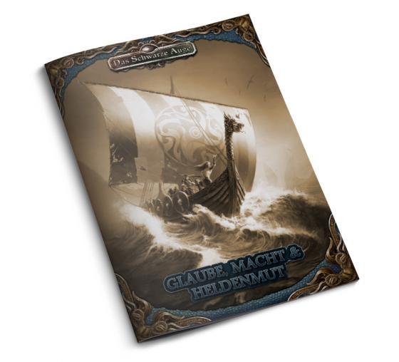 Cover-Bild Glaube, Macht und Heldenmut - Die Gestade des Gottwals